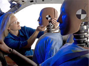 La seguridad en el automóvil