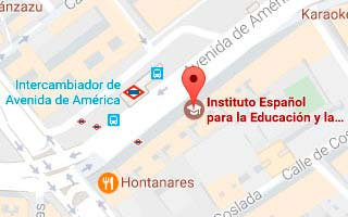 IEEF, oficinas Avenida América, Madrid