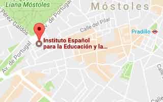 Oficinas de IEEF en Avda Portugal, Móstoles