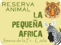 Reserva animal La Pequeña África - Cádiz