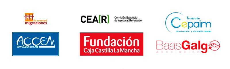 Fundaciones y ONGs que colaboran con IEEF