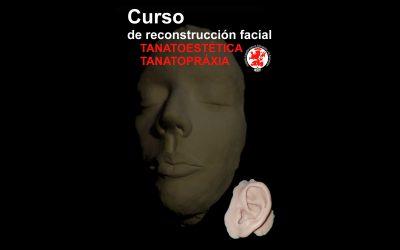 CURSO DE RECONSTRUCCIÓN FACIAL